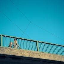 Wien 2015 - Schwedenbrücke
