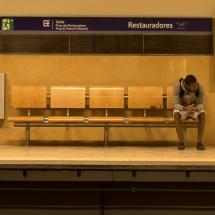 Lissabon 2016 - Metro Restauradores