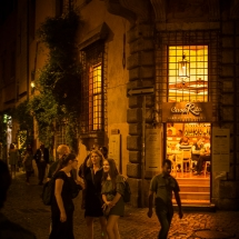 Rom 2017 - Trastevere Vicolo del Cinque